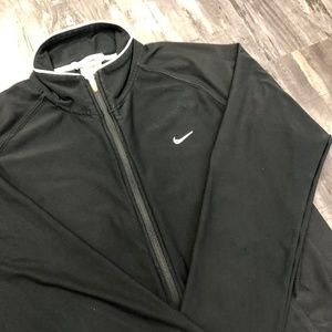 Nike Full Zip Lightweight Jacket - Medium
